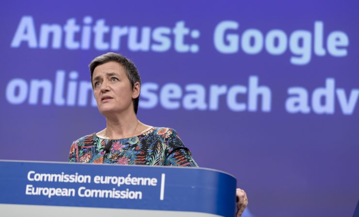 EU's Artificial Intelligence Law Could Be a Template for the U.S.