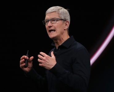 TIM COOK TALKS APPLE'S ELECTRIC AUTONOMOUS CAR IN RARE INTERVIEW