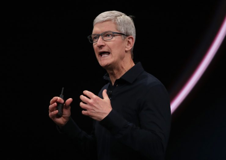 Tim Cook Talks Apple's Electric Autonomous Car in Rare Interview